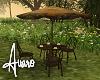 Boho Patio Cafe Table