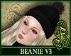 Beanie V3 Blonde