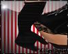 KD* Shiva Black Gloves