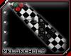 Neckers: Checkered F