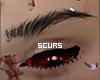red demon left eye