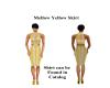 [WT]Mellow Yellow Skirt