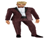 Choc down grain tuxedo