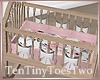 T. Swan Baby Cradle