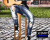 Guitarist . stool 2 acc