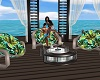 Escapade chairs animated