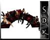 #SDK# Latex Casual Sofa