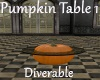 [BD] Pumpkin Table