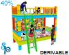 (S) Bunk Beds 40%