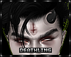 ♰ Death Demon Horns M