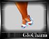 Glo* iHeartUHeels~Blu