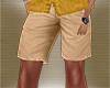 Summer shorts ligh.brown