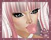 Glitter pops pink