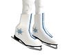 Ice Skates Sowflake
