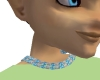 [ML]Blue Topaz Collar