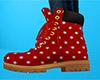 Stars Work Boots 6 (F)