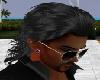gion black hair animati