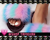 IG Slippers Candy