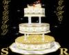 Mrs Kill4h Wedding cake