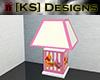 [KS] Pooh Lamp Pink