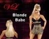 VL Blonde Babe