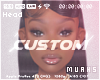 $ Custom - Nya Browless