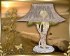 Sea wood lamp