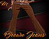 [M] Brown Jeans