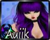 Chantelle Purple Ombre