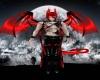 Red Demon Wings (M)