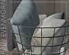Dusk Pillow Basket