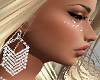 Earrings Bracelet Set