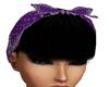 **Purple Bandana**