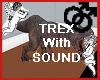 Dinosaur TREX with Sound