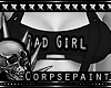Goth Bad Girl Top