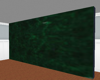 Big Green Marble Wall