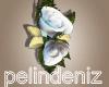 [P] White corsage