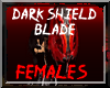 Dark Shield Blade