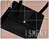 [Is] Mini Bag W - Black