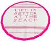 Beach Rug Round 5