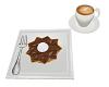 Coffee Choco Cake
