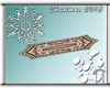 Antique Christmas Runner