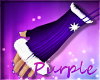 Purple Gloves [Fur]
