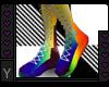 [Y] Rainbow Shoes