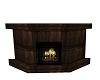dk wood pirate fireplace