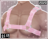 Harness | Pink