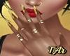 Gold Nails ◄TAr