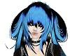 Black and Blue Camilla