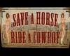 BSD~Ride A Cowboy