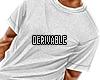 'D.C' Derivable Shirt.